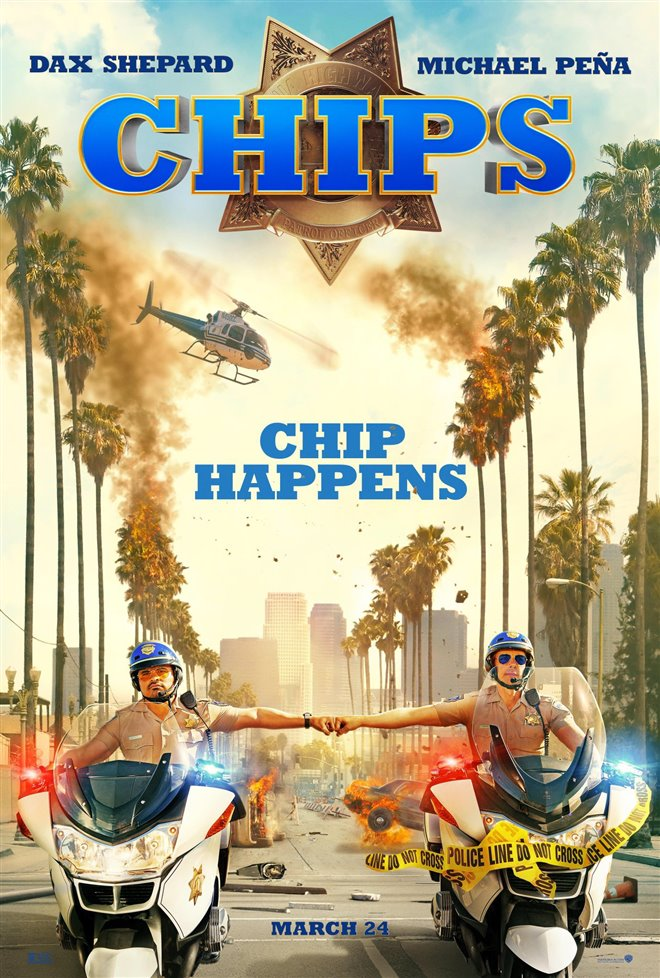 CHIPS Large Poster
