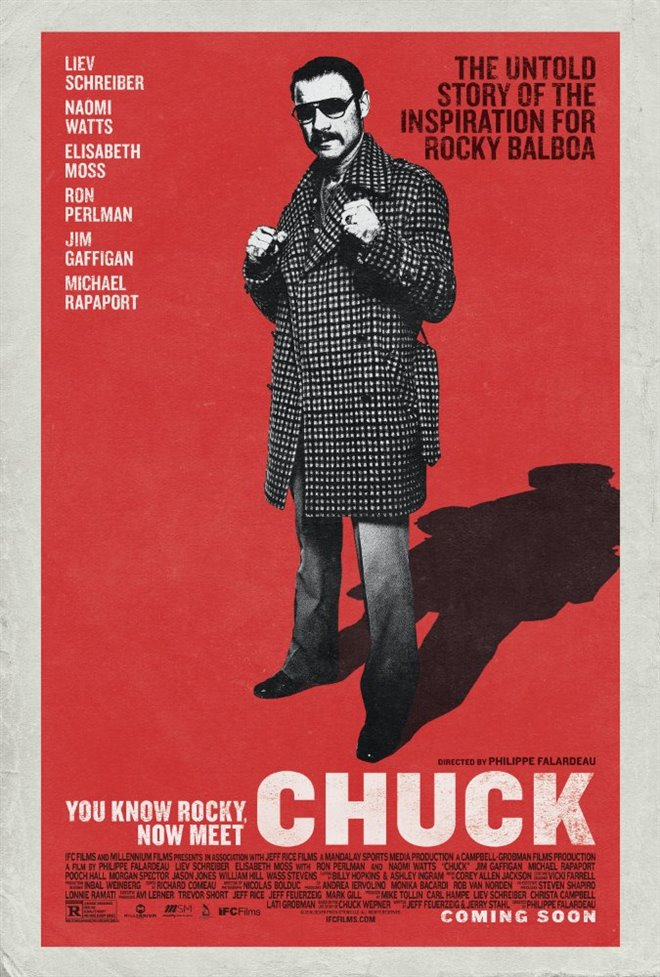 Chuck Large Poster
