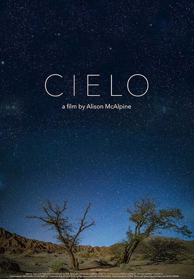 Cielo Large Poster
