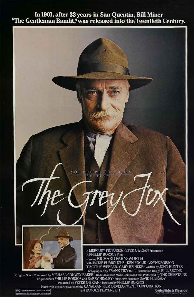 Cinematheque at Home: The Grey Fox Large Poster