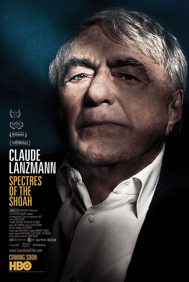 Claude Lanzmann: Spectres of the Shoah Large Poster