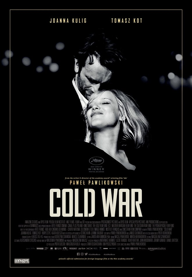 Cold War Large Poster