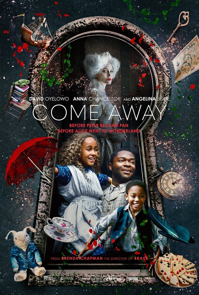 Come Away Large Poster