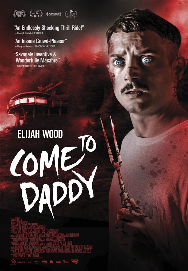 Come to Daddy Large Poster