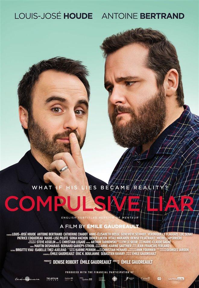 Compulsive Liar Large Poster