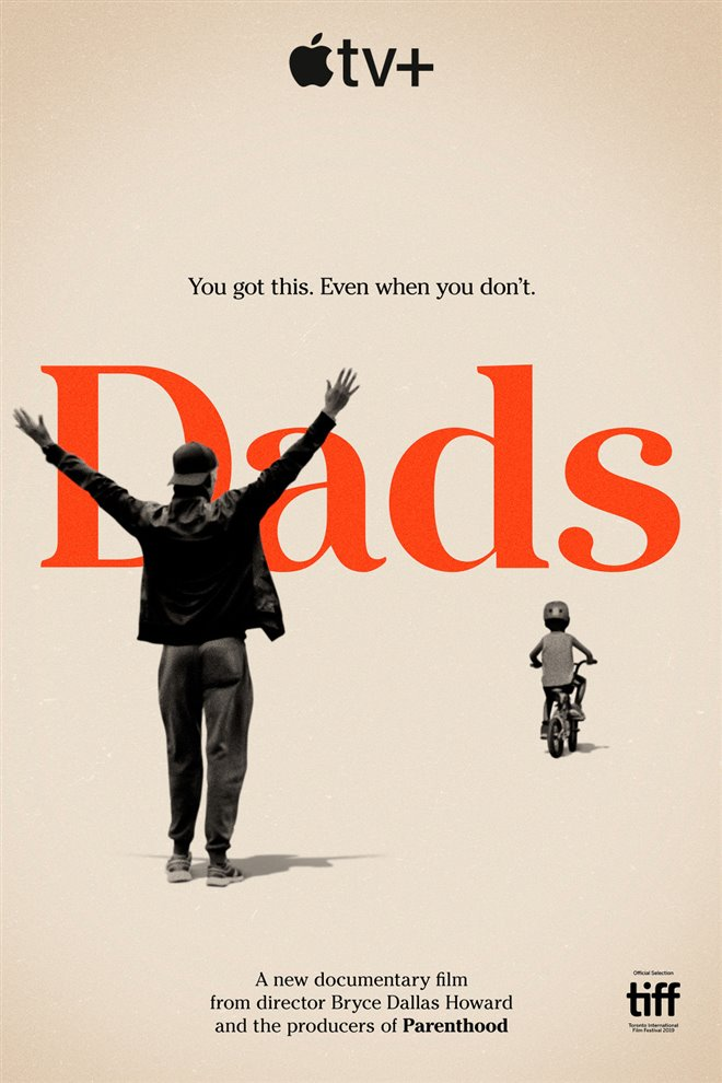 Dads (Apple TV+) Large Poster