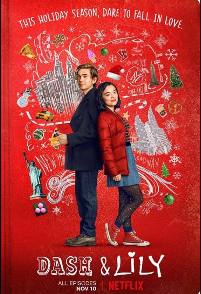 Dash & Lily (Netflix) Large Poster