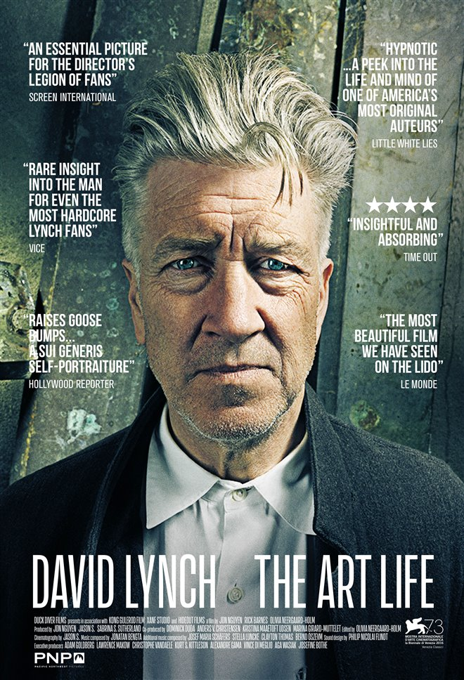 David Lynch: The Art Life Large Poster