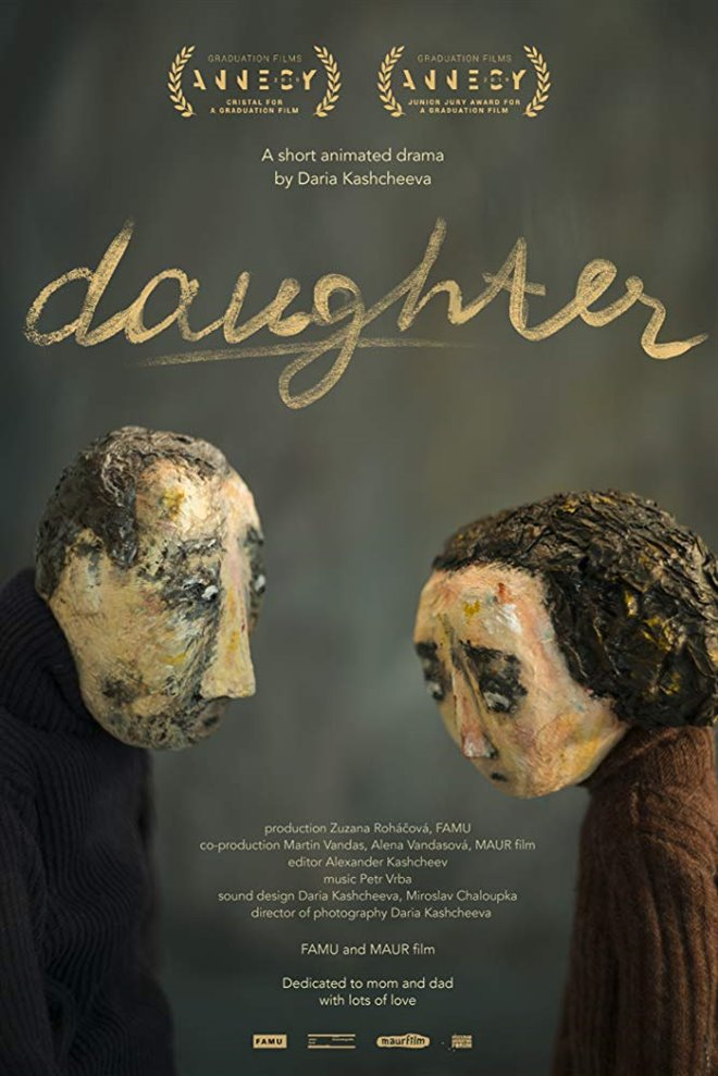 Dcera (Daughter) Large Poster