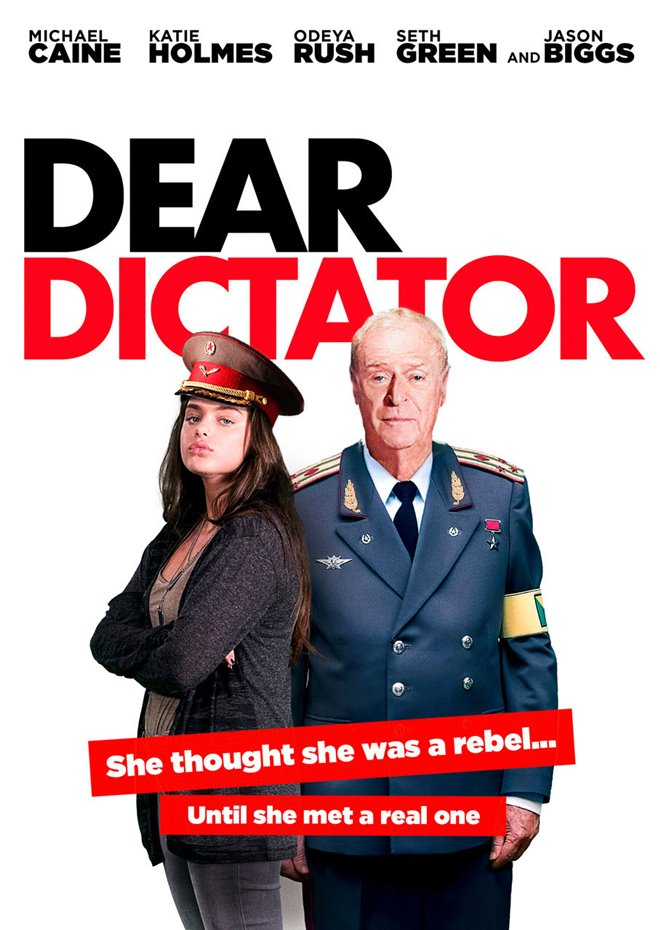 Dear Dictator Large Poster