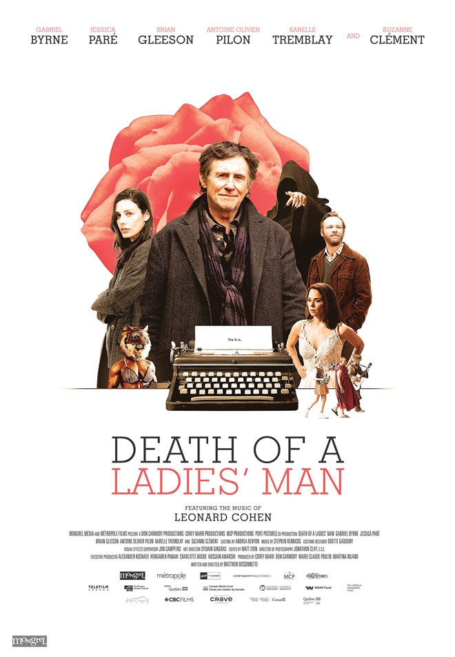 Death of a Ladies' Man Large Poster
