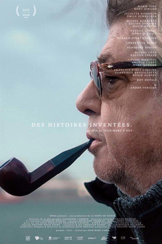 Des histoires inventées Large Poster