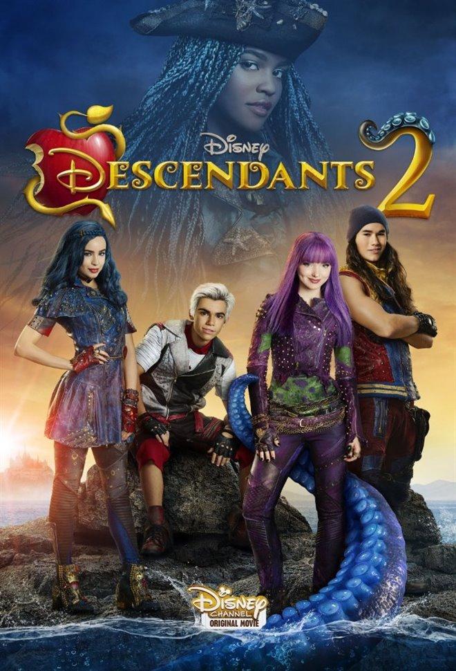Descendants 2 (TV) Large Poster