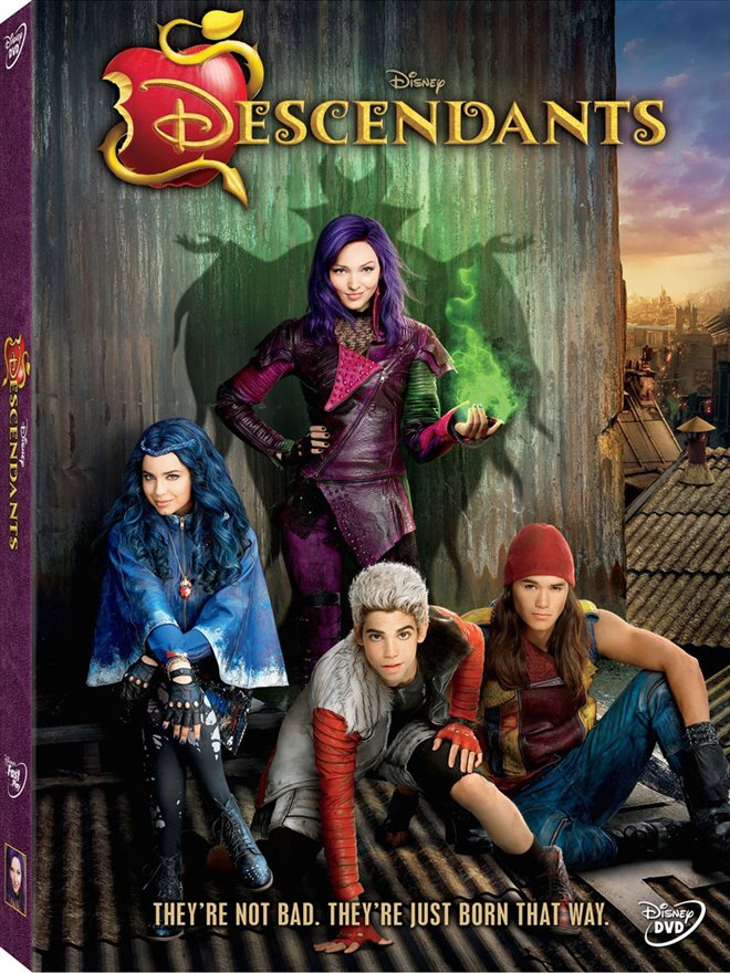 Descendants (TV) Large Poster