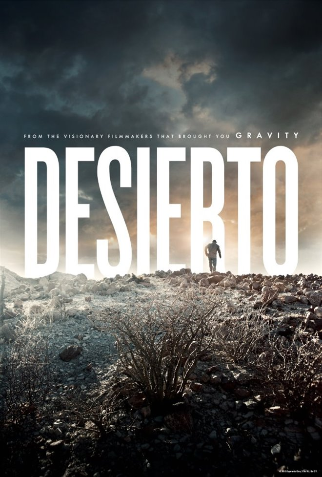 Desierto Large Poster