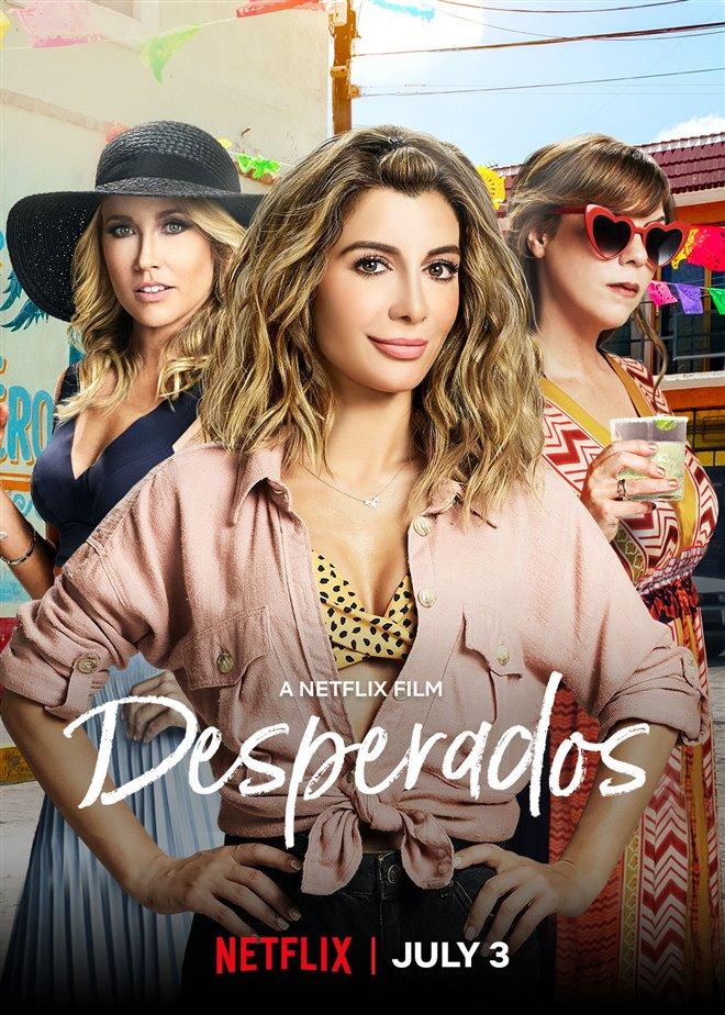 Desperados (Netflix) Large Poster