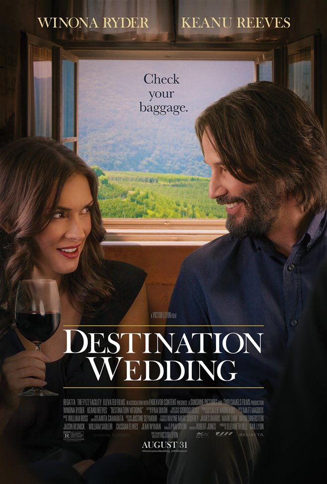 Destination Wedding Large Poster