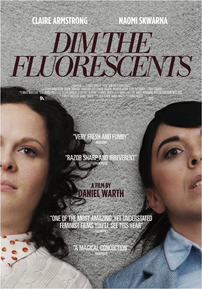 Dim the Fluorescents Large Poster