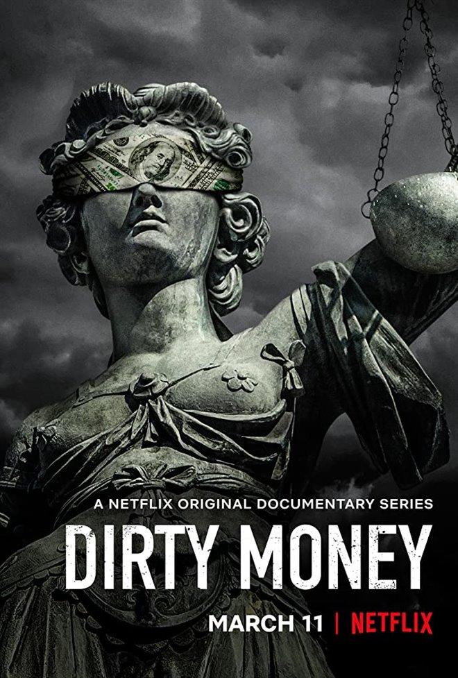 Dirty Money (Netflix) Large Poster