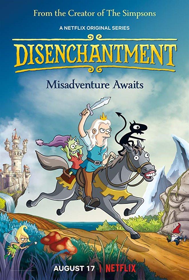 Disenchantment (Netflix) Large Poster