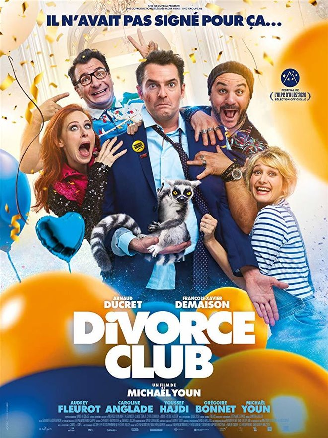 Divorce Club Large Poster
