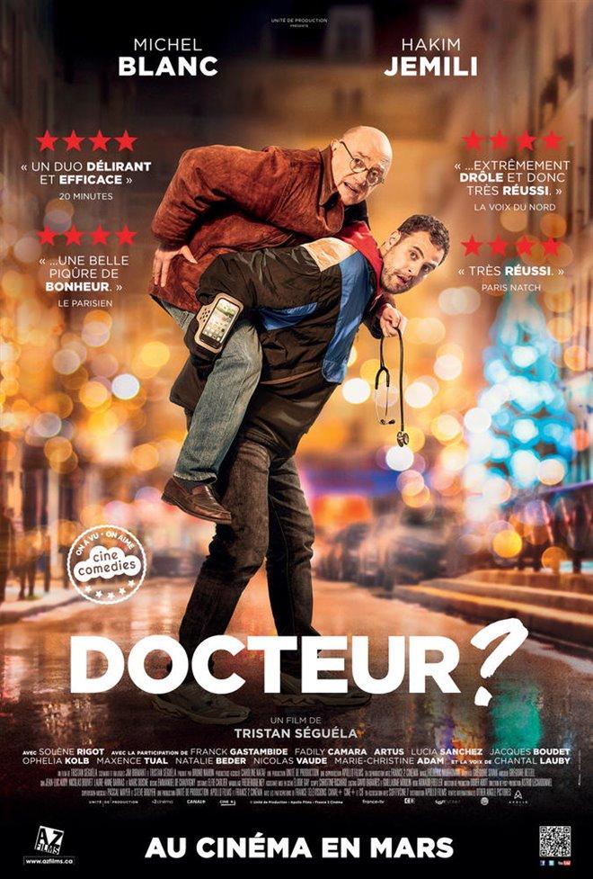 Docteur? Large Poster