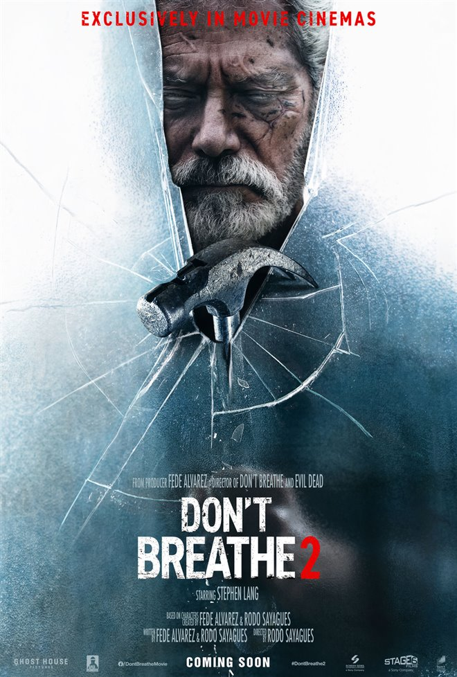 Don't Breathe 2 Large Poster