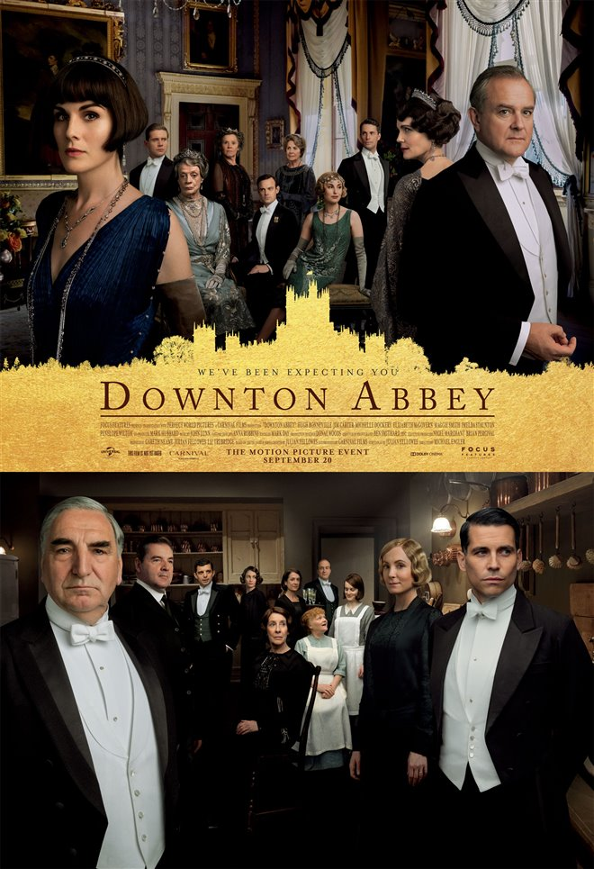 Downton Abbey Large Poster