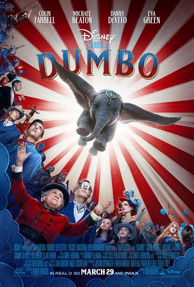 Dumbo Large Poster