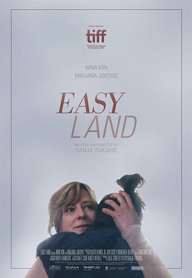 Easy Land Large Poster