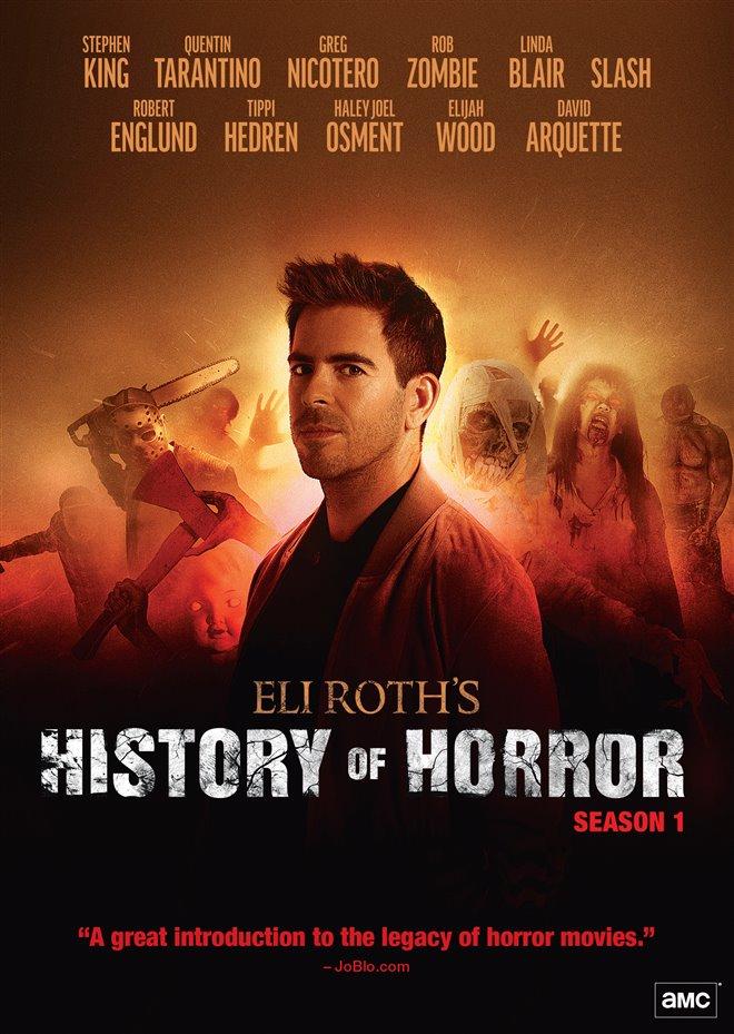Eli Roth's History of Horror Season 1 Large Poster