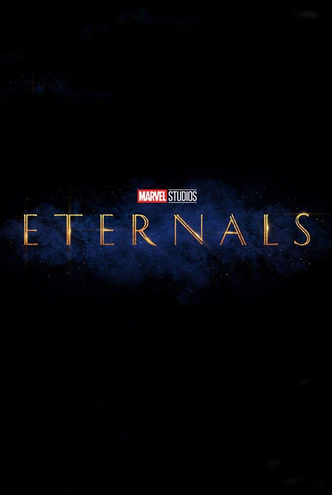Eternals Large Poster