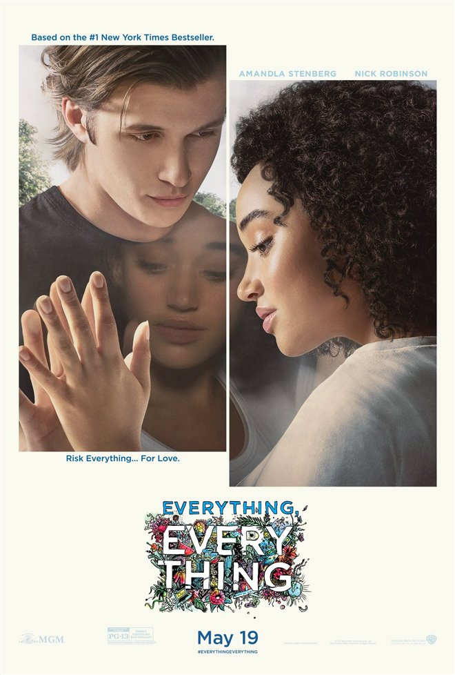 Everything, Everything Large Poster
