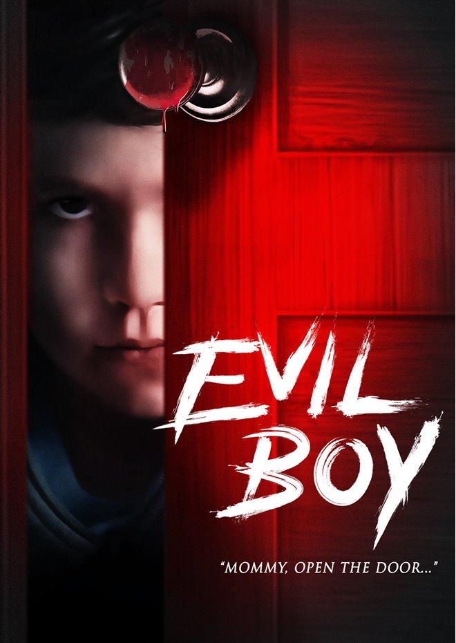 Evil Boy Large Poster