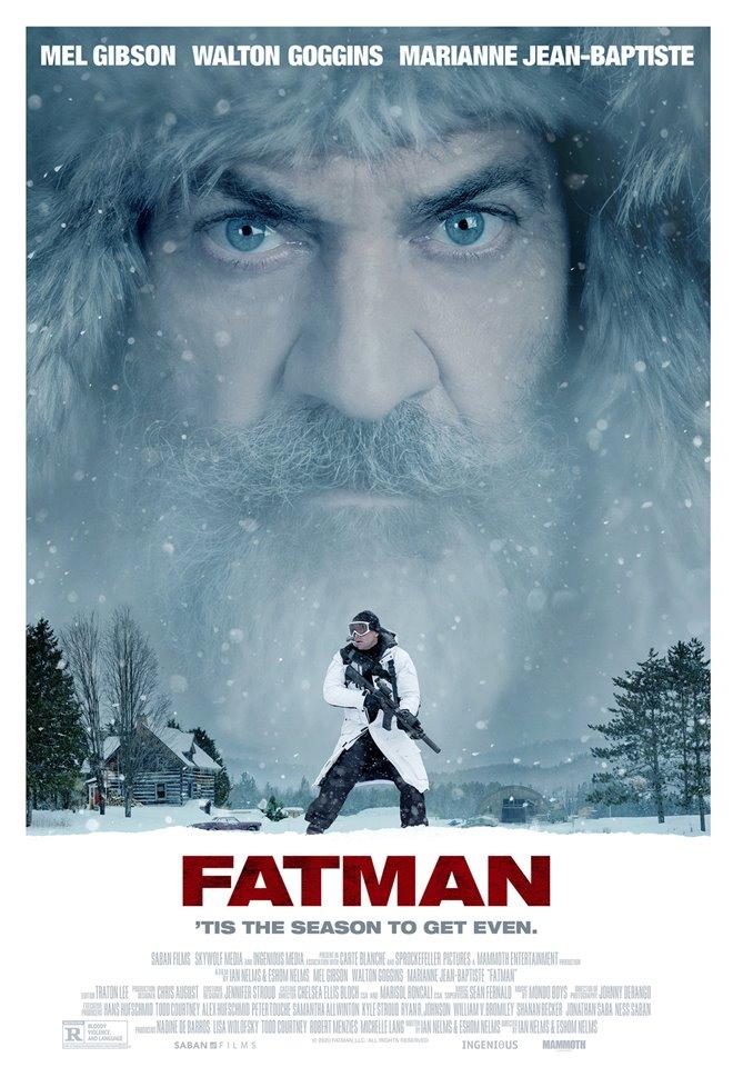Fatman Large Poster