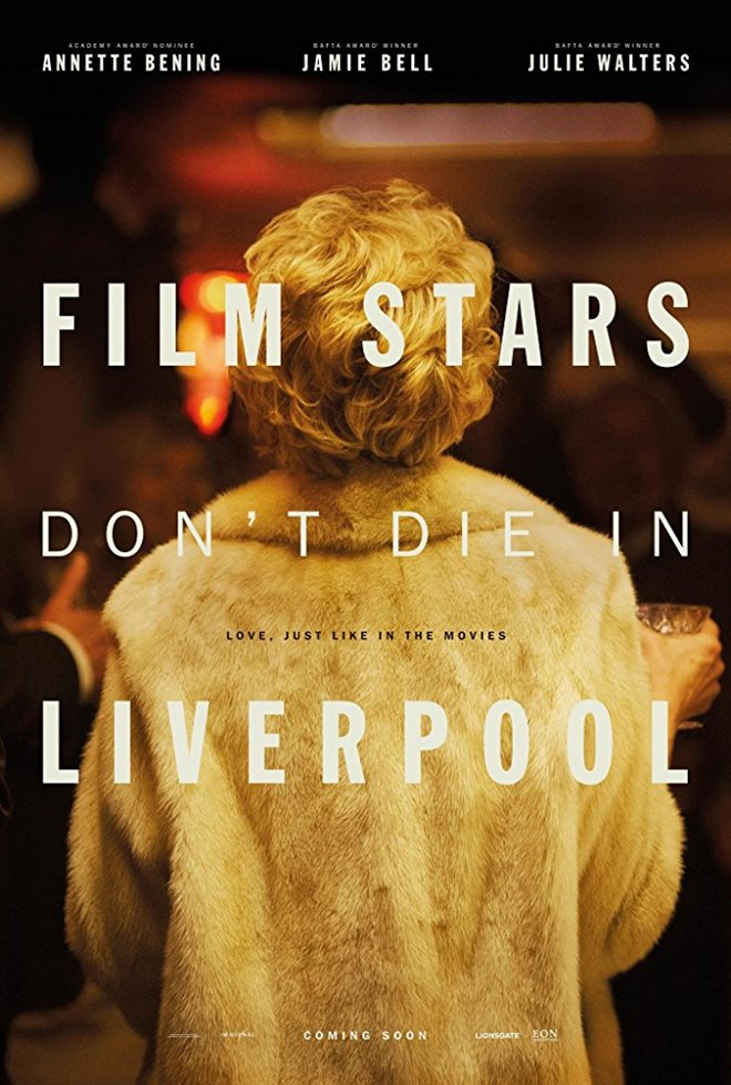 Film Stars Don't Die in Liverpool Large Poster