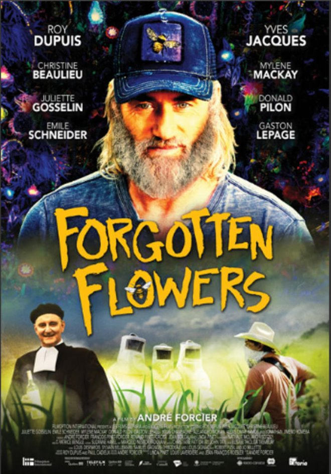 Forgotten Flowers Large Poster