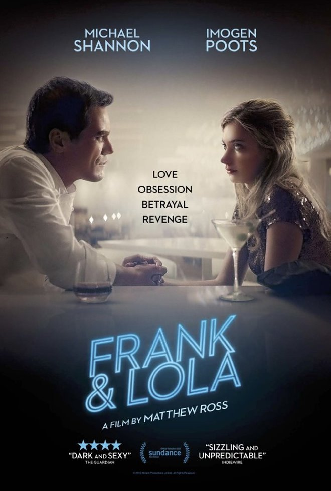 Frank & Lola Large Poster