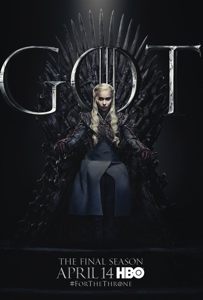 Game of Thrones: Season 8 Large Poster