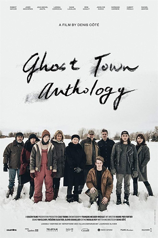 Ghost Town Anthology Large Poster