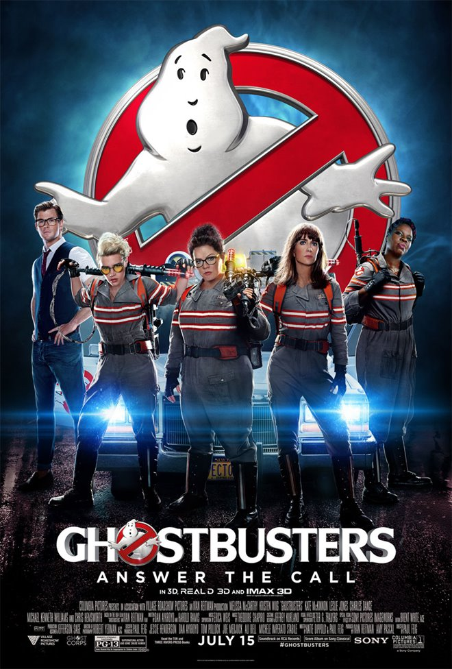 Ghostbusters Large Poster