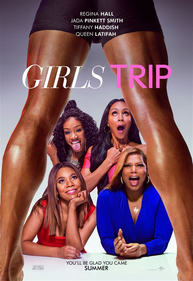 Girls Trip Large Poster