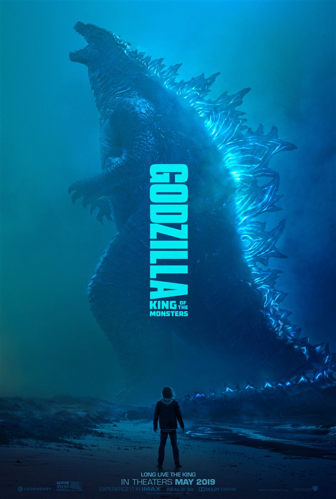 Godzilla: King of the Monsters Large Poster