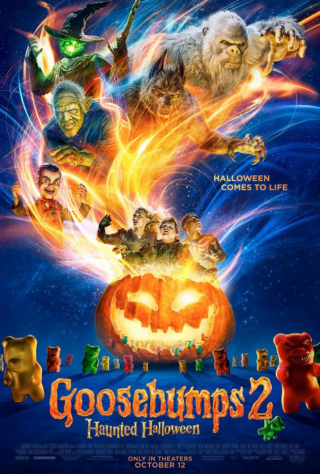 Goosebumps 2: Haunted Halloween Large Poster