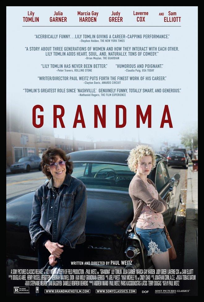 Grandma Large Poster