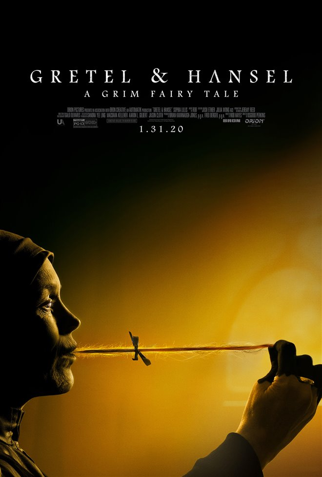 Gretel & Hansel Large Poster