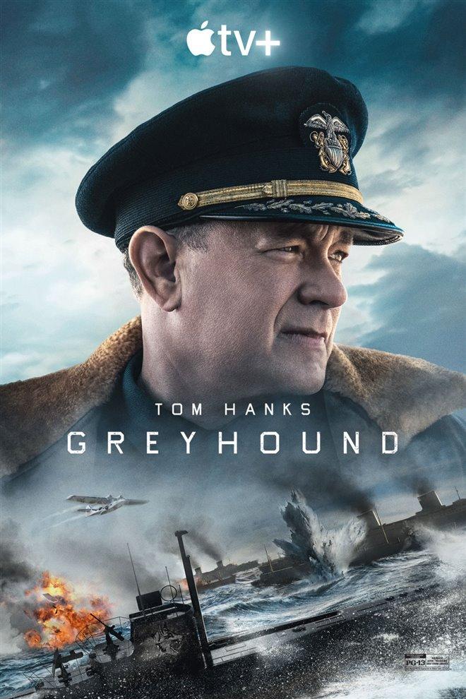Greyhound (Apple TV+) Large Poster