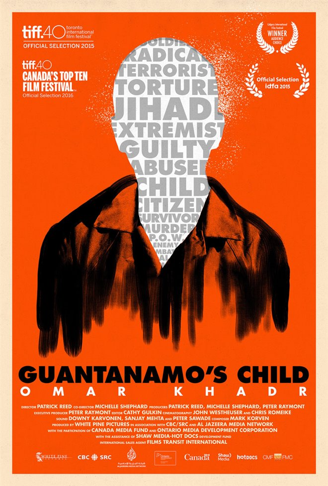 Guantanamo's Child: Omar Khadr Large Poster