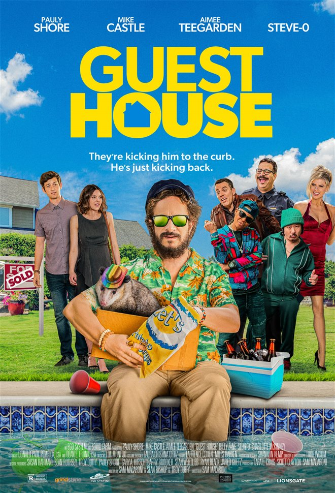 Guest House Large Poster