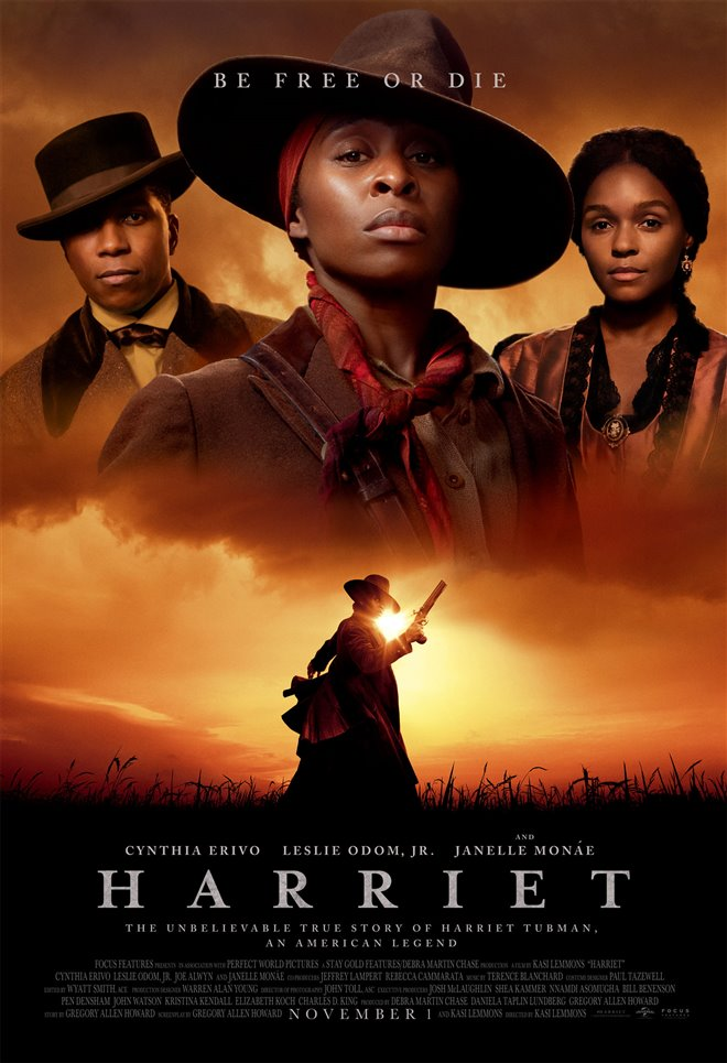 Harriet Large Poster